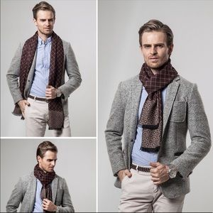 ❤️ High Quality Cashmere Men's Scarf 100000490